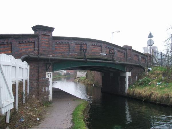 Wyrley & Essington Canal - Church Bridge