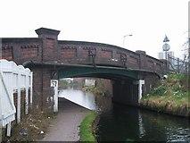 SJ9400 : Wyrley & Essington Canal - Church Bridge by John M