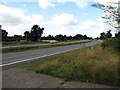 TG3109 : View west along the A47 by Evelyn Simak