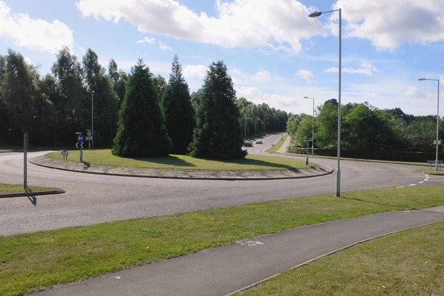Ashford : A251 Trinity Road