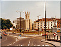 ST5872 : Bristol City Centre, 1982 by Keith Edkins