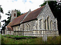 TG3109 : St Margaret's church by Evelyn Simak