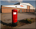 TA1028 : Royal Mail delivery office, Hull by Paul Harrop