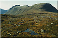NG9359 : The bealach at the head of Coire Dubh Mòr by Nigel Brown