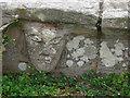 NU1241 : Lindisfarne Priory, detail by Chris Gunns