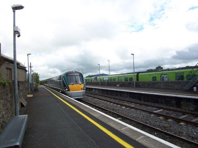 The Sligo Train