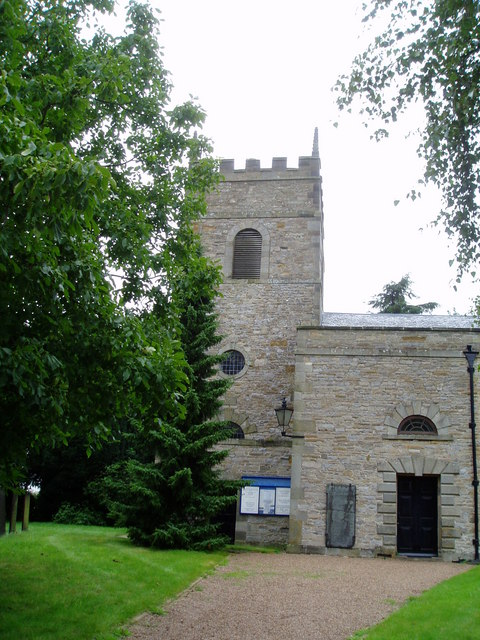 Church of All Saints, Rempstone