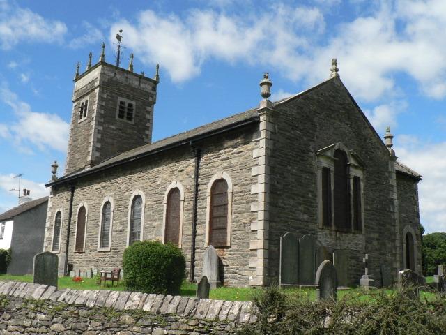 Church of St Anne, Ings