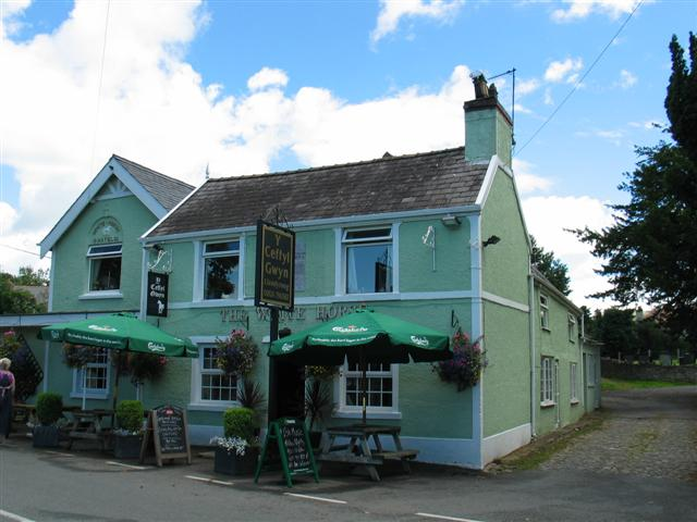 The White Horse Inn Llandyrnog