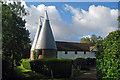 TQ7629 : East Heath Oast, Stream Lane, Hawkhurst, Kent by Oast House Archive