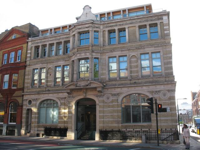 56 Southwark Bridge Road (former library)
