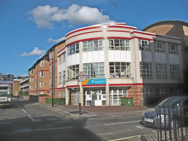 Gateway Training Centre, Lancaster Street
