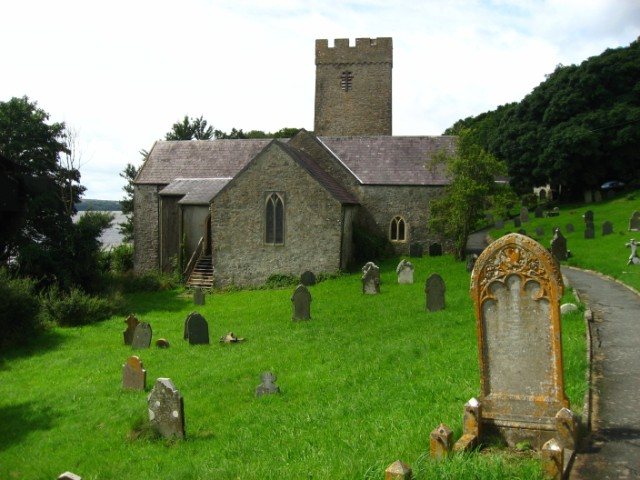 St Tudwal's Church, Llanstadwell