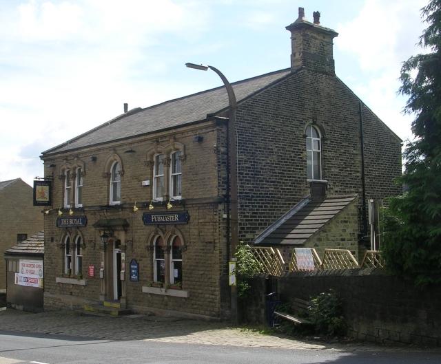 The Royal - Scar Lane, Milnsbridge