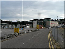 NM8529 : Oban: CalMac ferry terminal by Chris Downer