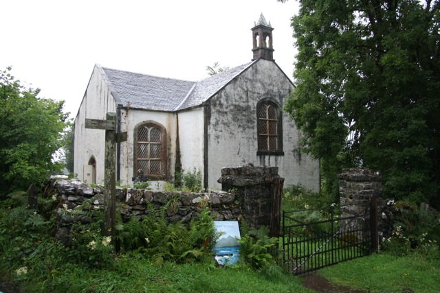 Church designed by Thomas Telford