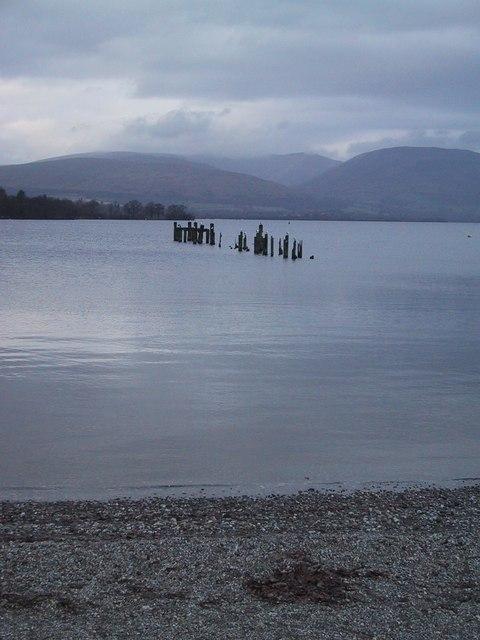 Loch Lomond from Balloch