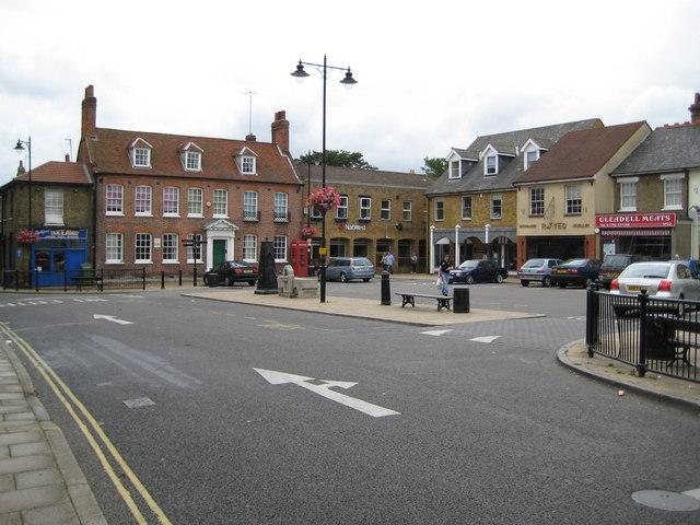 Rochford: The Market Square
