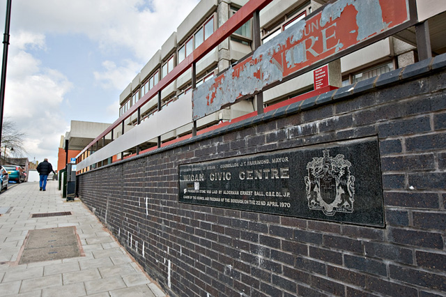 Civic Centre, Wigan