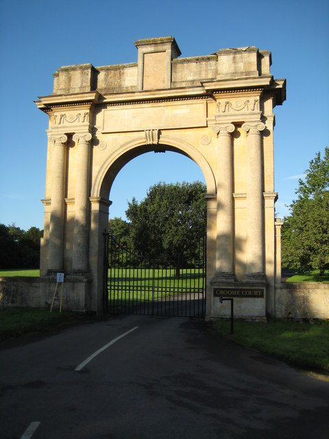 The London Arch, Croome Court