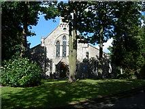 TQ7668 : The Garrison Church of Saint Barbara, Maxwell Road, Brompton (3) by Danny P Robinson