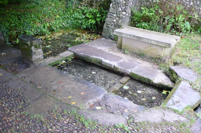 St Augustines Well Cerne Abbas