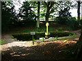 NT9502 : Lady's Well, Holystone by Chris Gunns
