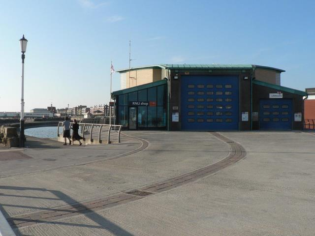 St. Annes: lifeboat station