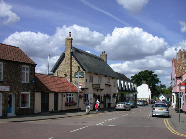 The Six Bells, Fulbourn