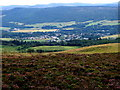 NN9458 : Pitlochry Town by Ian Mockford