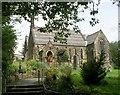 SE1644 : St John the Divine - Burley Lane, Menston by Betty Longbottom