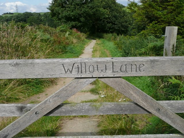 Willow Lane Packhorse Trail