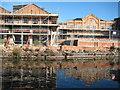 SO8554 : Former Worcester Porcelain buildings by Philip Halling