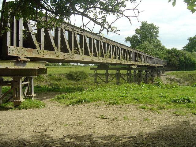 Crewgreen Severn bridge