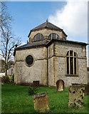 SK2375 : St Martin's Church, Stoney Middleton by Andrea Sergison