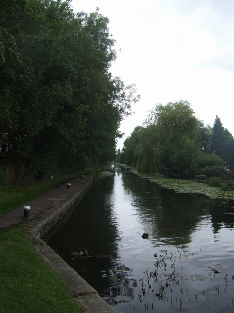 Rushall Canal