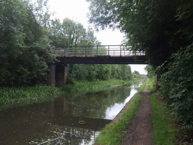 Rushall Canal - Shustoke Bridge