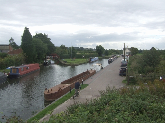 Rushall Canal - Longwood Junction - Daw End Branch