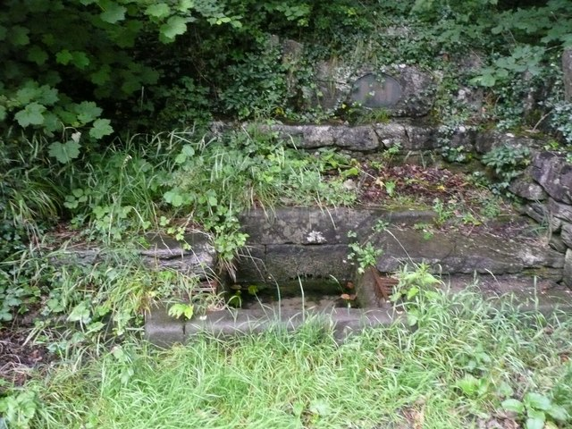 Ebbing and Flowing Well, Buck Haw Brow B6480, Giggleswick