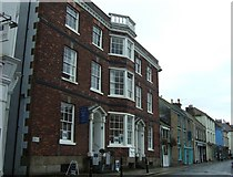SW8132 : Arwenack Street, Falmouth by Simon Huguet