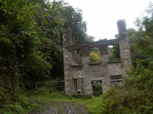Danescombe Paper Mill