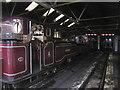 SH5837 : Boston Lodge locomotive shed, Ffestiniog Railway by Rudi Winter