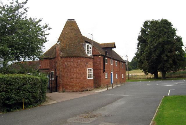 Oast House at The Hamele, Sturry, Kent
