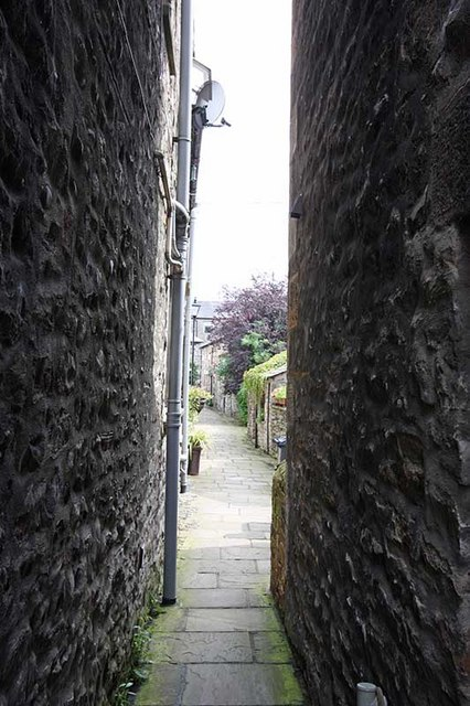 Alley, Kirkby Lonsdale