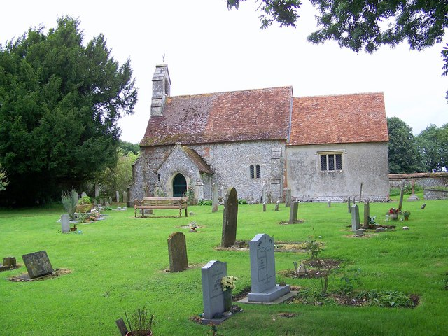 St Nicholas Church, Fyfield