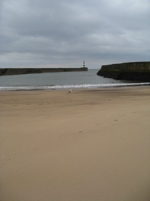 Sand at Seaham Harbour