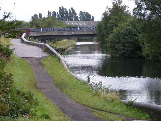Wolverhampton Towpath