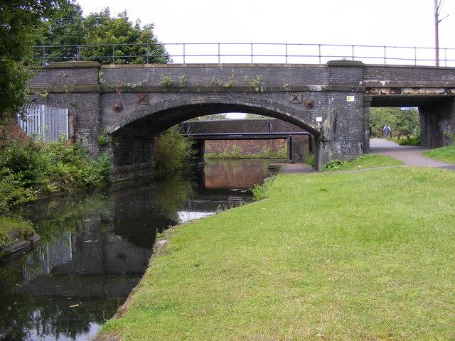 Canal Bridges, Horseley Fields
