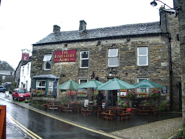 The Forester Arms, Grassington