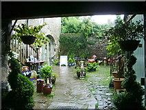SE0064 : Courtyard by Alexander P Kapp